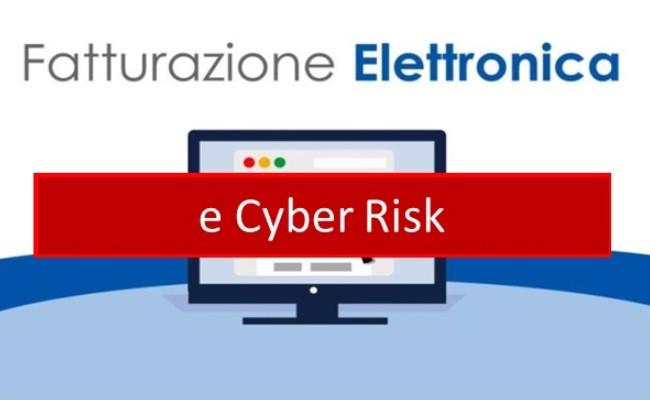 Fatturazione Elettronica e Cyber Risk: pericolo per Professionisti e Aziende