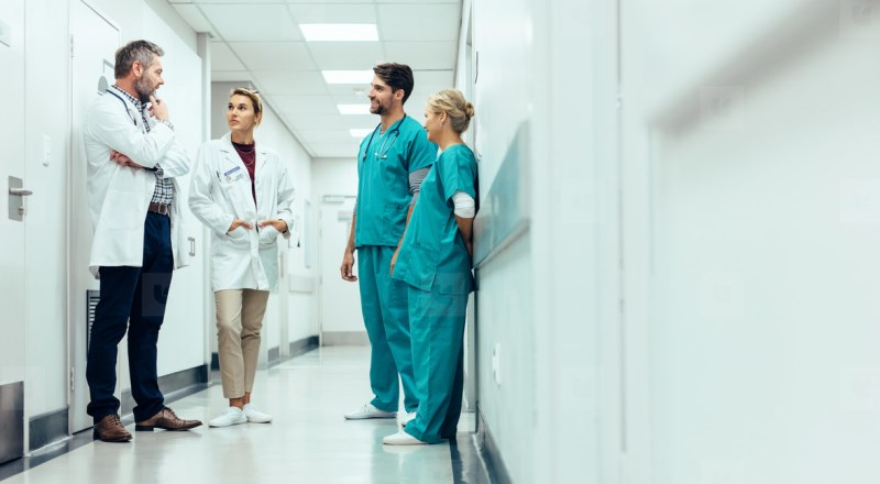 medici struttura ospedaliera
