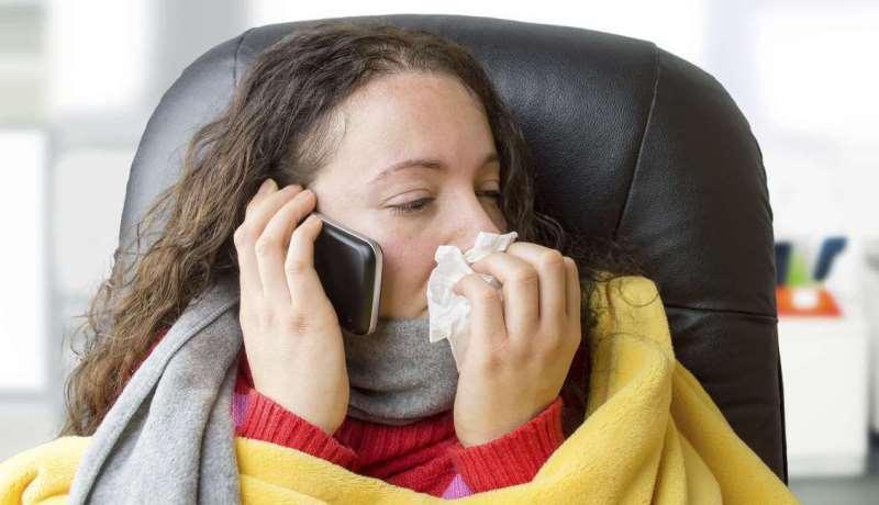 febbre in viaggio