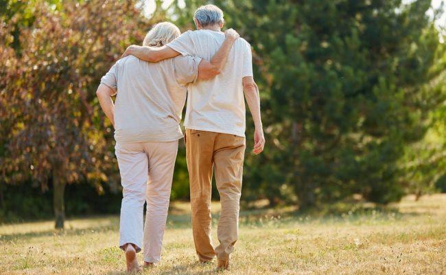 malattie della vecchiaia e non autosufficienza