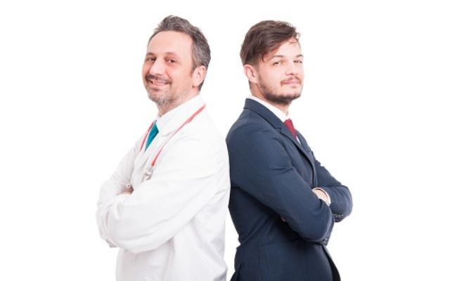 la tutela legale del medico